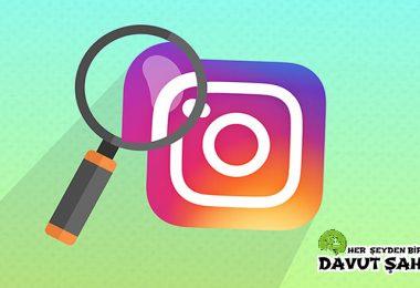 Instagram Kaydedilenler Özelliği