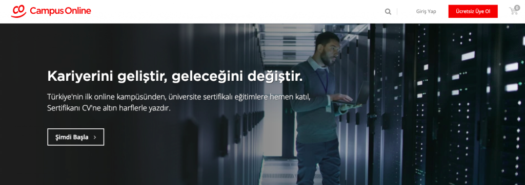 Online Eğitim Merkezi