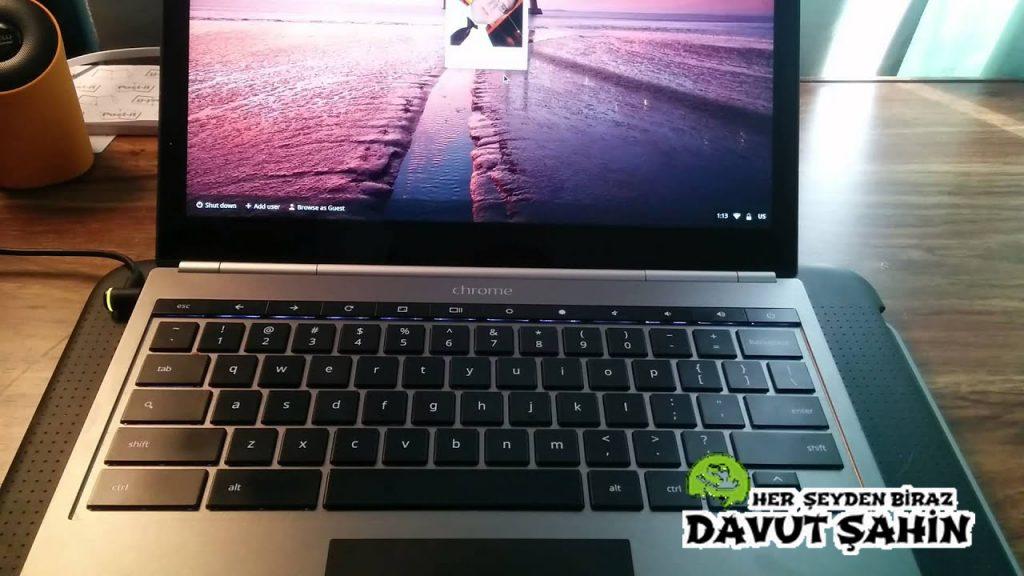 Chromebook Nasıl Sıfırlanır?