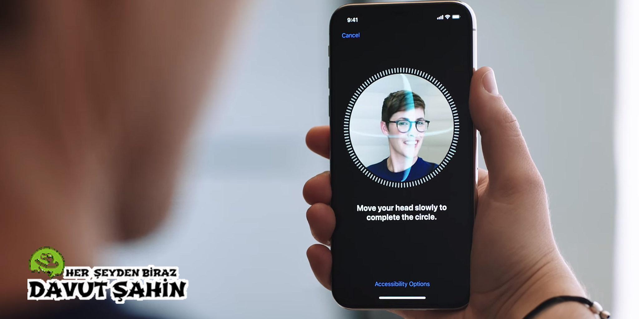 Face ID'ye İkinci Yüz Nasıl Eklenir?