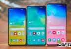 Samsung Galaxy S10 Güvenli Mod