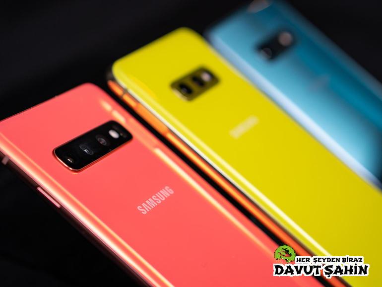 Samsung Galaxy S10 Güvenli Mod Nasıl Başlatılır?