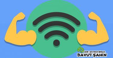 Wifi Bağlı Ama İnternet Yok