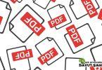 Online Pdf Düzenleme
