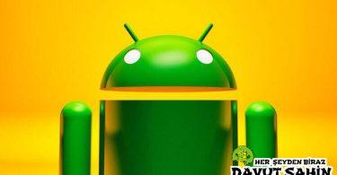 Android Q Telefonlarda Karanlık Mod