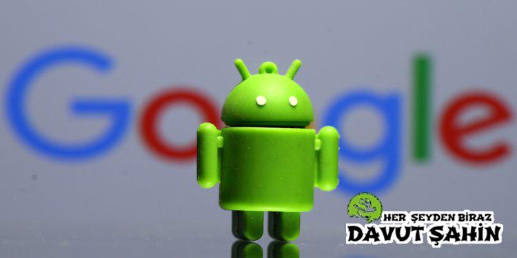Android Q Telefonlarda Karanlık Mod Aktif Etme